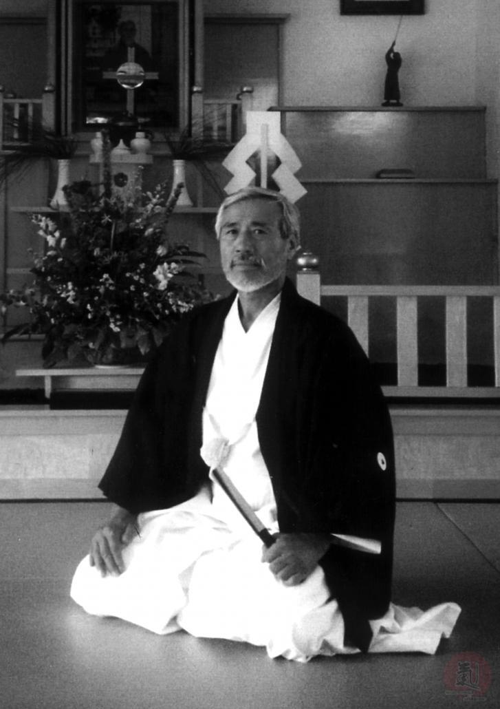 Mitsugi Saotome Shihan, Founder of the Aikido Schools of Ueshiba