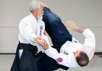 Resultado de imagen para saotome aikido